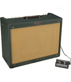 Fender Blues Deluxe Reissue Emerald Limited Edition 40w