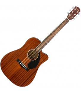 Fender CD-60SCE Solid Caoba