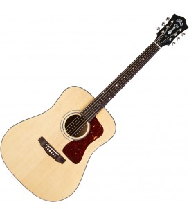 Guild D-40 Traditional Natural USA