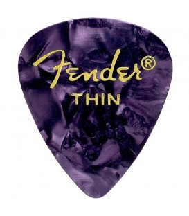 Fender Púa 351 Shape Premium Thin Purple Moto