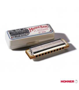 Armonica Hohner Marine Band RE-D mayor 20 voces