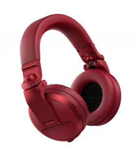 Pioneer HDJ-X5BT-R Red Bluetooth