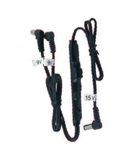 Cable-Adaptador G-LAB CTR+ 2x9V / 15 v