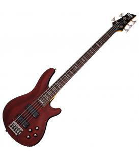 Schecter Omen Bass-5 Walnut Satin WSN