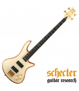 Schecter Stiletto Custom-4 Natural NAT