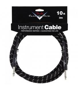 Fender Custom Shop Cable Black Tweed 3m