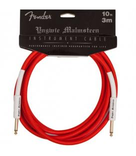 Fender YJM Instrument Cable Red 3m