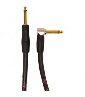 Roland RIC-G10A Cable J/J Gold Angulo 3m