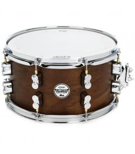 "DW PDP Walnut/Maple/Walnut 13x7"" Limited"