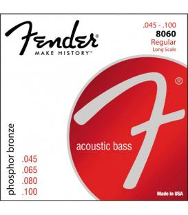 Fender 8060 Acoustic Bass (45-95)