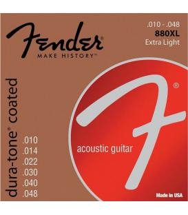 Fender 880XL Dura-Tone 80/20 Coated (10-48)