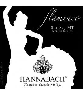 Hannabach 827MT Flamenco Black