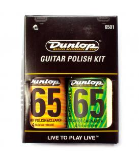 Dunlop Guitar Polish 65 Kit
