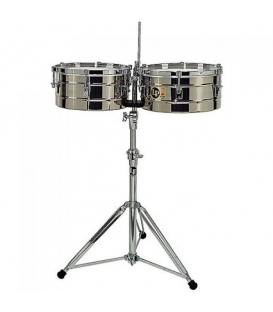 "LP-257-S Timbales Acero 14""-15"""