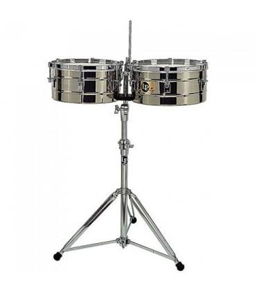 """LP-257-S Timbales Acero 14""""-15"""""""