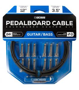 Boss BCK-12 Cable Kit Patch Pedales 3,6m