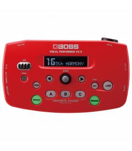 Boss VE-5 Red Vocal Processor