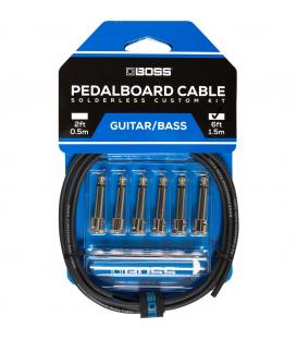 Boss BCK-6 Cable Kit Patch Pedales 1,8m