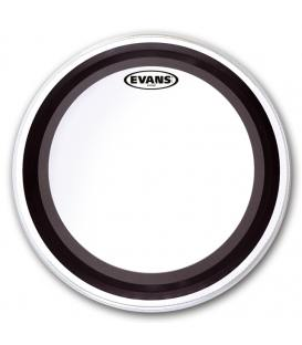 "Parche Evans EMAD1 BD24EMADCW Batidor Coated 24"" 1 capa"