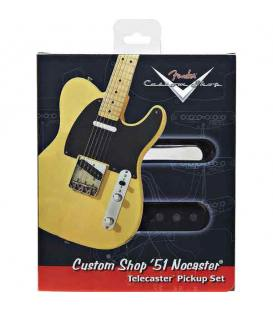 Fender Custom Shop 51 Nocaster Tele Set