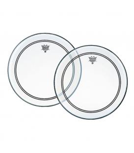 """Remo Powerstroke 3 Clear 14"""" P3-0314-BP"""