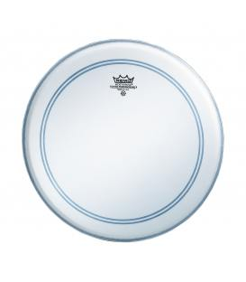 """Remo Powerstroke 3 Coated Dot Clear Top 14"""" P3-0114-C2"""
