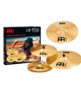 "Platos Meinl Set HCS Standard 14-16-20"" + 10"" Splash"