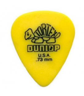 Dunlop Tortex 0,73mm Amarilla