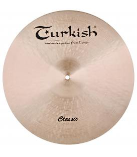 Turkish Classic Dark Crash 18""