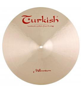 Turkish Millennium Crash Ride 19""