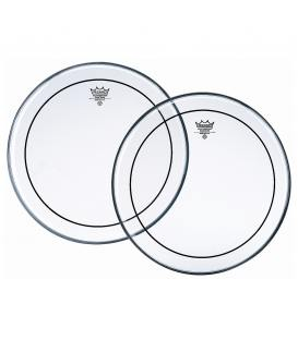 """Remo Pinstripe Clear 12"""" PS-0312-00"""