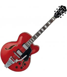 Ibanez AFS75T-TCD Transparent Cherry Red