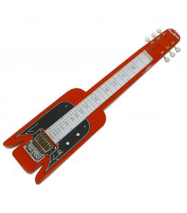 Airline Lap Steel Red