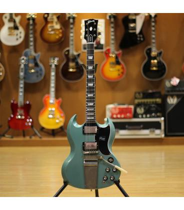 Gibson SG61 Vibrola Inverness Green VOS NH