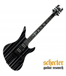 Schecter Synyster Gates Custom Black/Silver