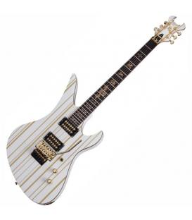 Schecter Synyster Gates Standard WHT/GLD