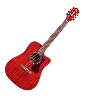 Guild D-120CE Westerly Cherry Red
