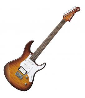 Yamaha Pacifica 212V QM Tobacco Brown Sunburst TBS