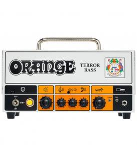Orange Terror Bass Cabezal