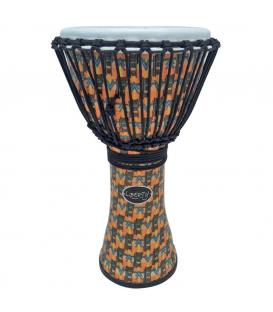 "Gewa Djembe 14"" Liberty Abstract Kente"