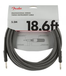 Fender Professional Cable Gray Tweed 5,5m