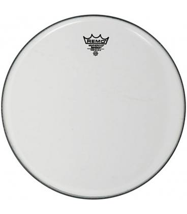 "Remo Diplomat Smooth White 14"" BD-0214-00"
