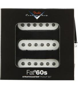 Fender Custom Shop Fat 60s Strat Set Pastillas