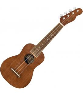 Fender Seaside Ukulele Soprano NAT Pack