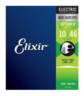 Elixir Optiweb Light Eléctrica (10-46) 3 Sets