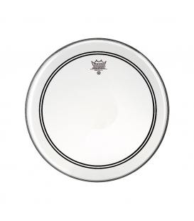 "Remo Powerstroke 3 Clear Dot Top 14"" P3-0314-C2"