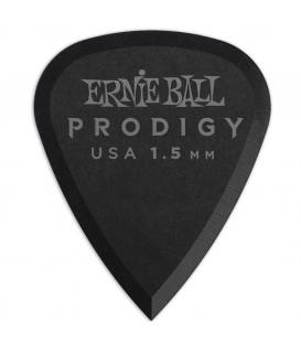 Ernie Ball 9331 Prodigy Shield Negra 1,5mm (Pack 6)