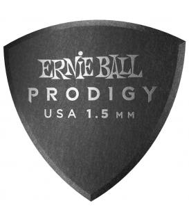 Ernie Ball 9332 Prodigy Shield XL Negra 1,5mm (Pack 6)