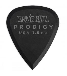 Ernie Ball 9335 Prodigy Sharp Negra 1,5mm (Pack 6)