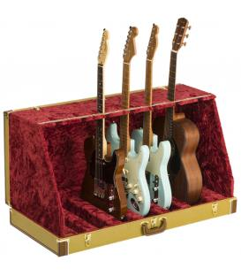Fender Classic Series Case Stand 7 Guitar Tweed